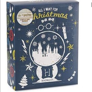 Harry Potter Advent Socks 12 Pairs Holiday Gift